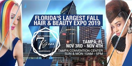 Mane Stream Hair & Beauty Expo 2019 tickets
