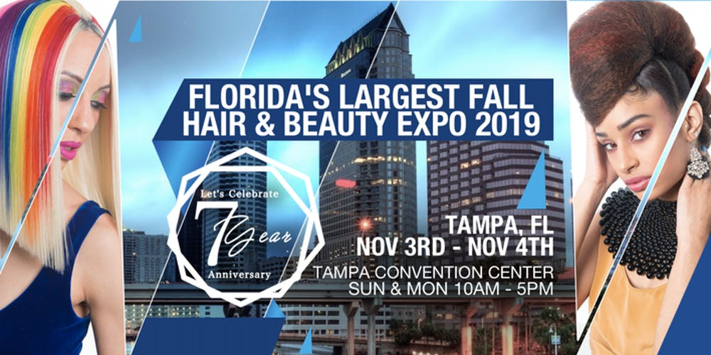 Mane Stream Hair & Beauty Expo 2019 Tickets, Sun, Nov 3