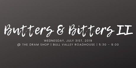 Butters & Bitters II tickets