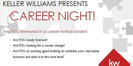 KW Princeton Career Night tickets