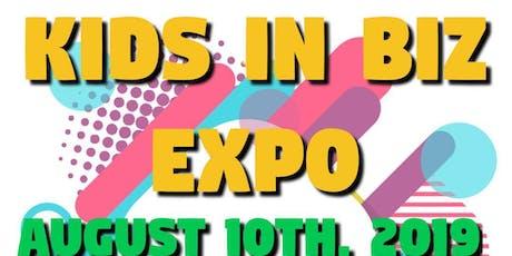 Kidz in Biz Expo tickets
