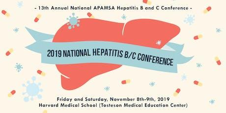 APAMSA 2019 Hepatitis B/C Conference tickets