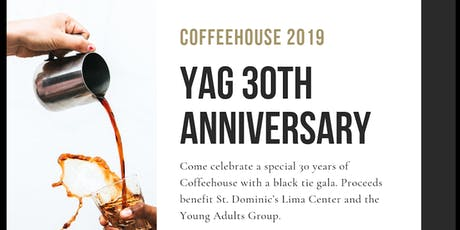 Coffeehouse 2019 tickets