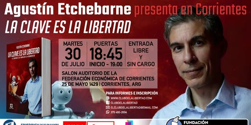 Agustín Etchebarne En Corrientes