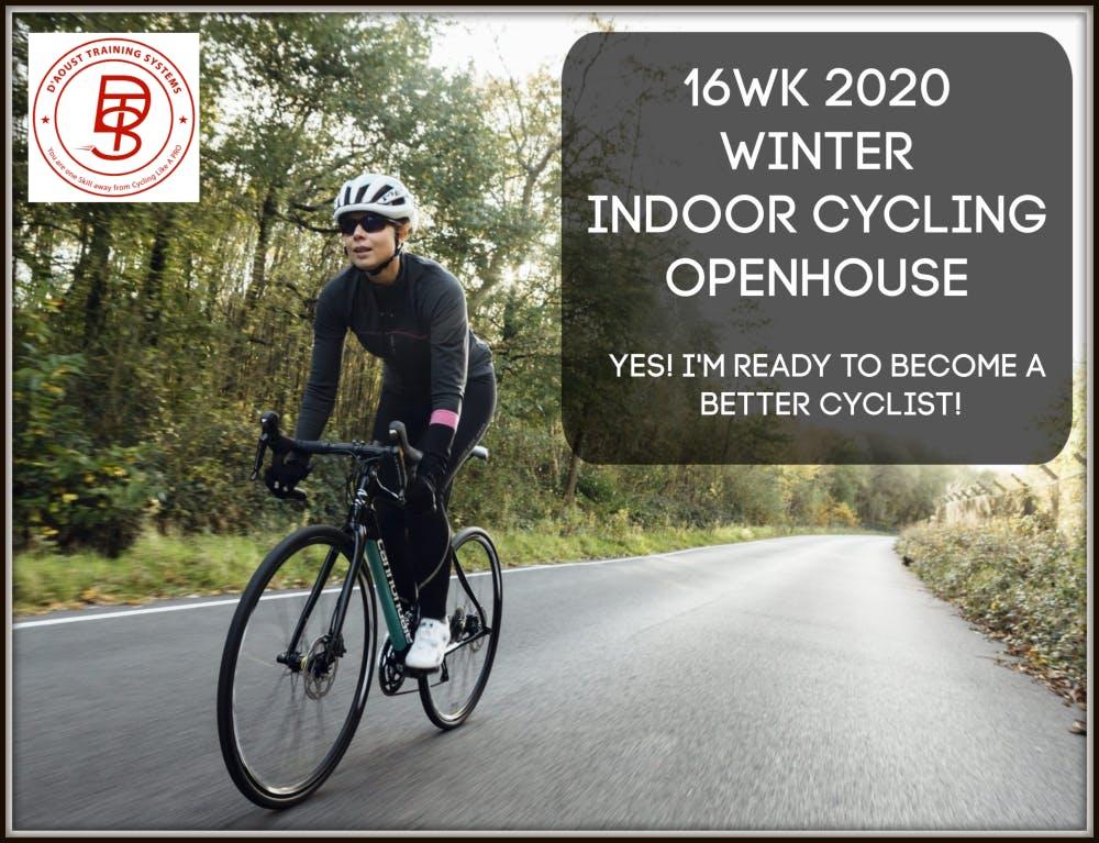 16wk Road Cycling Program 2020