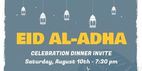 Eid-Al-Adha Celebration Dinner tickets