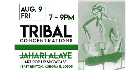 Jahari Alaye, A Young African American Renaissance Man. tickets