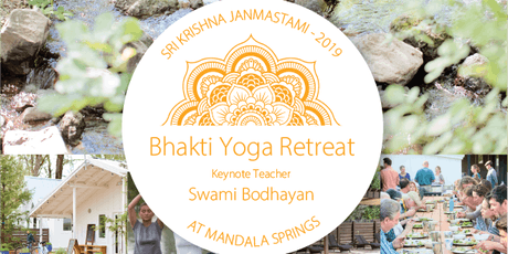 Bhakti Yoga Retreat at Mandala Springs tickets