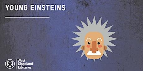 Young Einsteins @ Warragul Library  tickets