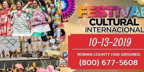 International Cultural Festival 2019 tickets