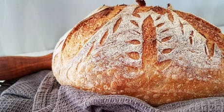 The Art of Sourdough Baking tickets