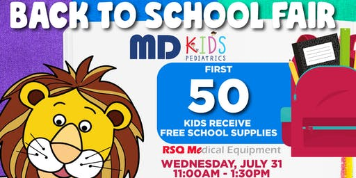 Back to School Fair- West Plano
