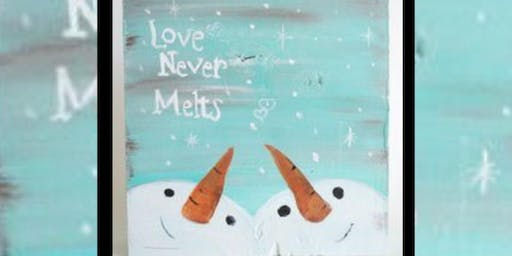Xmas in July! Love Never Melts