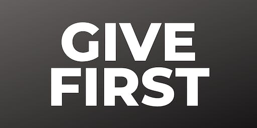 #GIVEFIRST