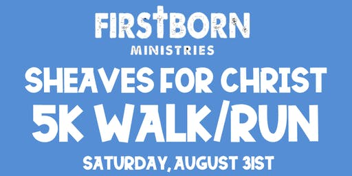 Firstborn SFC 5K Walk/Run
