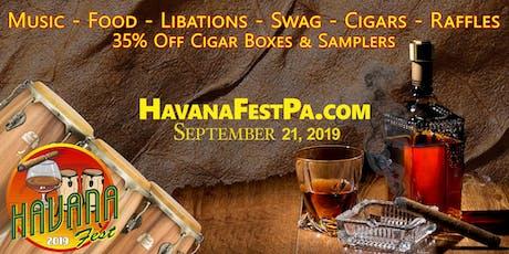 Havana-Fest - Pa tickets