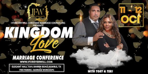 Kingdom Love Marriage Conference