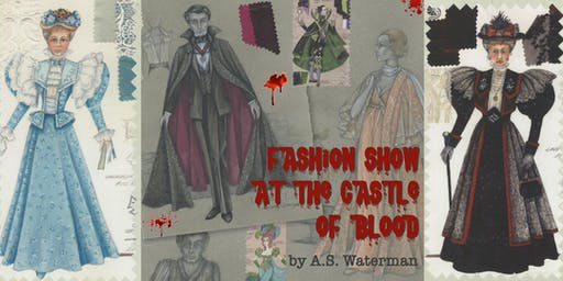"WhoDunnit Murder Mystery Theater ""Fashion Show at the Castle of Blood"""