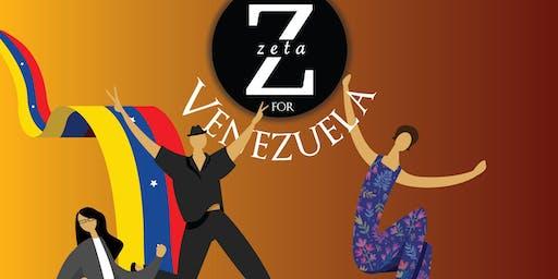 Zeta for VENEZUELA