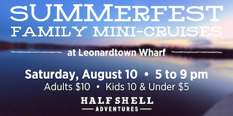 Summerfest Family Mini-Cruises tickets