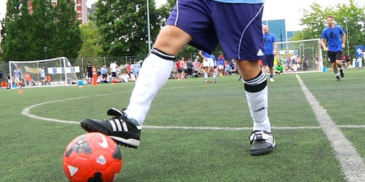 Let's Kick This Charity Soccer Cup