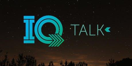 IQ Talk 2019 tickets