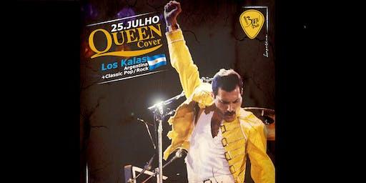 Queen Cover + Pop/Rock Classico por Los Kalas
