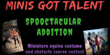 Minis Got Talent Spooctacular Addition tickets