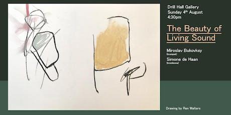 The beauty of living sound – Jazz duo Simone de Hann by Miroslav Bukovsky tickets