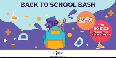 Back to School Bash- Fort Bend