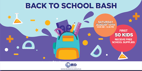 Back to School Bash- Fort Bend tickets