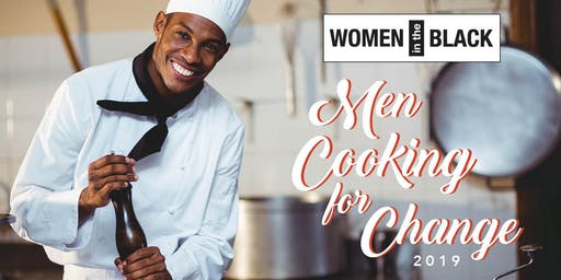 MEN COOKING FOR CHANGE 2019