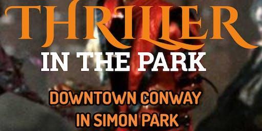 Thriller in the Park
