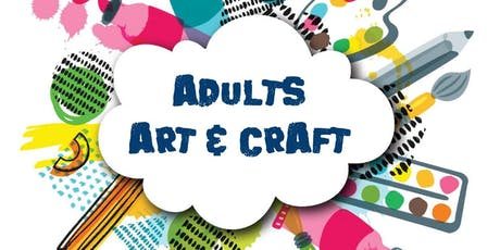 Adults Art & Craft tickets