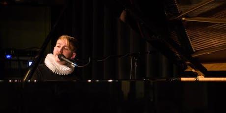 Stephan Nance: Poetic Piano Pop with Abundant Bird References tickets