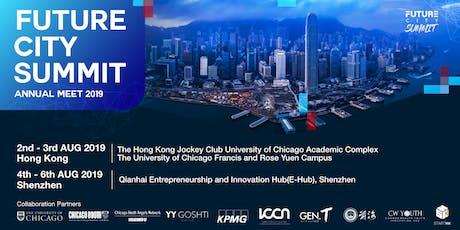 Future City Summit Annual Meet 2019 tickets