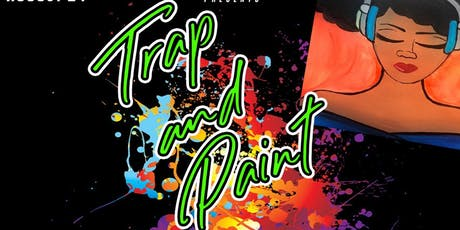 TRAP & PAINT| Session 1 tickets