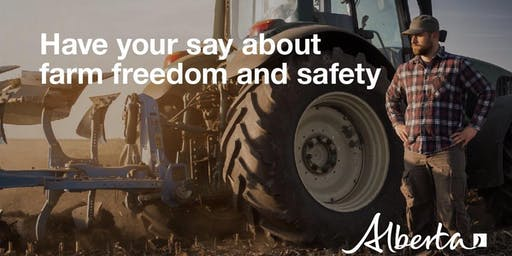 Farm Freedom and Safety Act Consultation