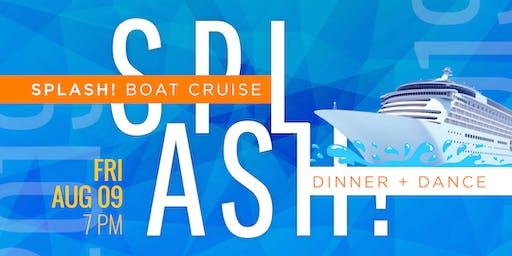 Splash! Dinner & Boat Cruise
