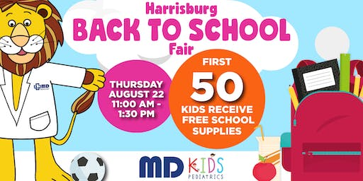 Back to School Fair- Harrisburg, Houston