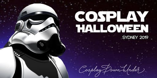 A Cosplay Halloween - Sydney