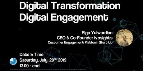 "Workshop ""Digital Transformation-Evolution- & engagement"" tickets"