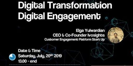 """Workshop """"Digital Transformation-Evolution- & engagement"""""""