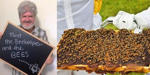 "Bee School: ""Introduction to Backyard Beekeeping""."