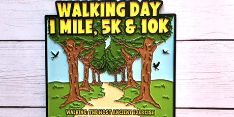 Now Only $10! Walking Day 1 Mile, 5K & 10K - Indianaoplis tickets