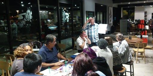 Get Out Of The Rat Race-Cashflow Game Nite