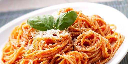 Spaghetti Dinner Night