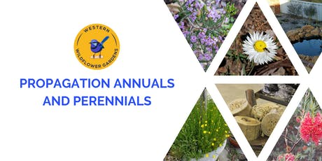 Propagation Annuals and Perennials tickets