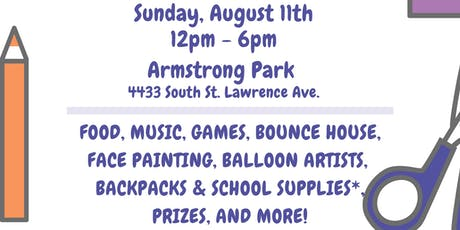Bronzeville Back to School Extravaganza tickets