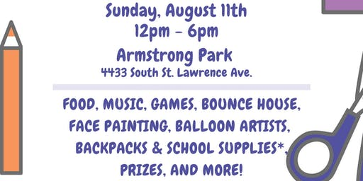 Bronzeville Back to School Extravaganza